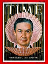 Εξώφυλλο στο Time της 9-5-1960