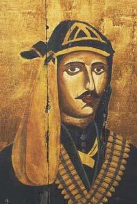 Πίνακας του Βλάση Αγτζίδη